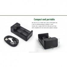Bateria AW IMR 18350 - 700 mAh  Battery 3.7V Recargable Litio