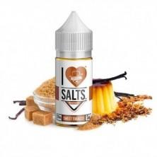 I Love Salts Sweet Tobacco 10ml 20mg - Mad Hatter