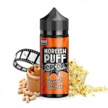 Peanut Butter -  Moreish Puff Popcorn E Liquid 100ml