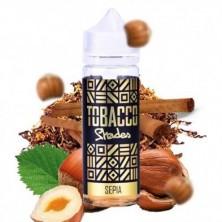 Sepia 100ml (Shortfill) - Shades Tobacco