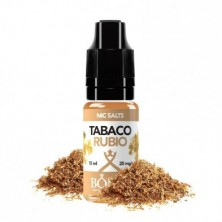 Tabaco Rubio Sales 20mg y 10mg en 10ml - Bombo Nic Salts