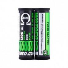 Resistencia prefabricada Coil N80 (Pack 10) - Wotofo