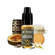 Nirvana 10 ml Salts 10mg / 20mg - Golden Era by Bombo