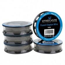 Ni80 Wire - Alambre para resistencia - Vandy Vape