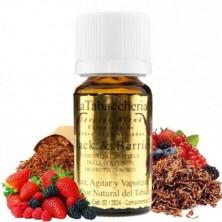 Aroma Black & Berries 10ml - La Tabaccheria