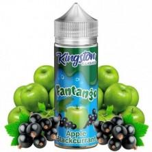 Apple Blackcurrant 100ml - Kingston E-liquids