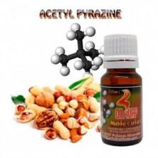 AROMA MOLÉCULAS ACETYL PIRAZINE - Oil4Vap