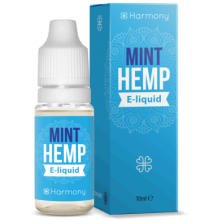 Mint Hemp (menta) 300MG CBD 10ML - Harmony